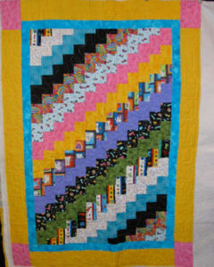 Candy Cane Lane Quilt