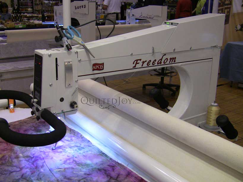 apqs quilting machine reviews