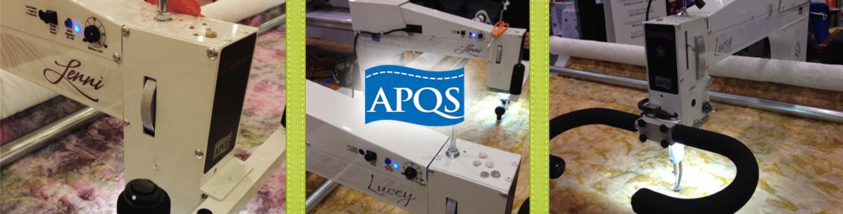 APQS Longarm Quilting Machine Sales and Training