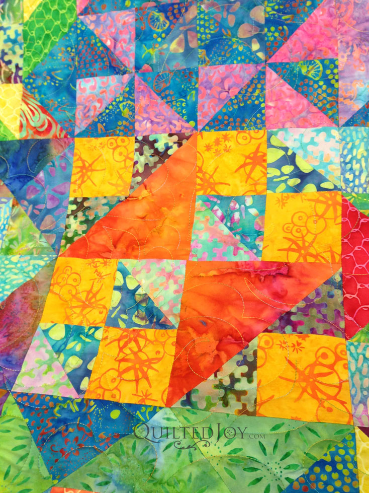 Long Arm Quilting Certification