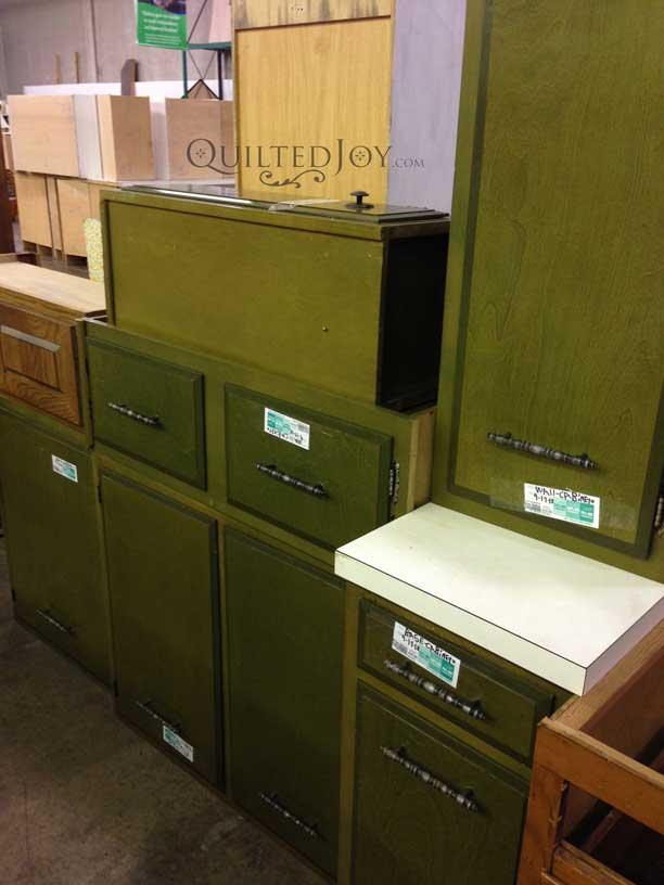 create quilting furniture