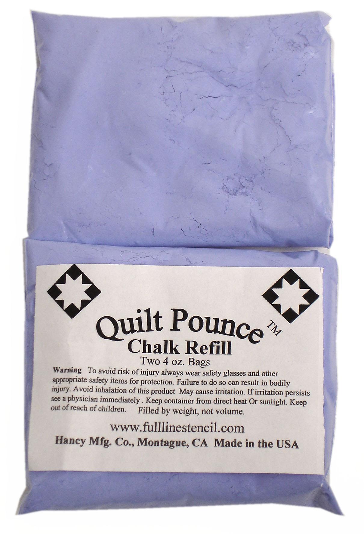 Quilt Pounce Powder Refills