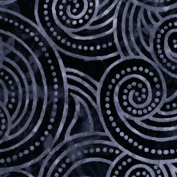 """Use Dotty Waves by Wilmington on your next quilt. Wide back cotton backing fabric for quilting batik 108"""" wide. Available at QuiltedJoy.com"""