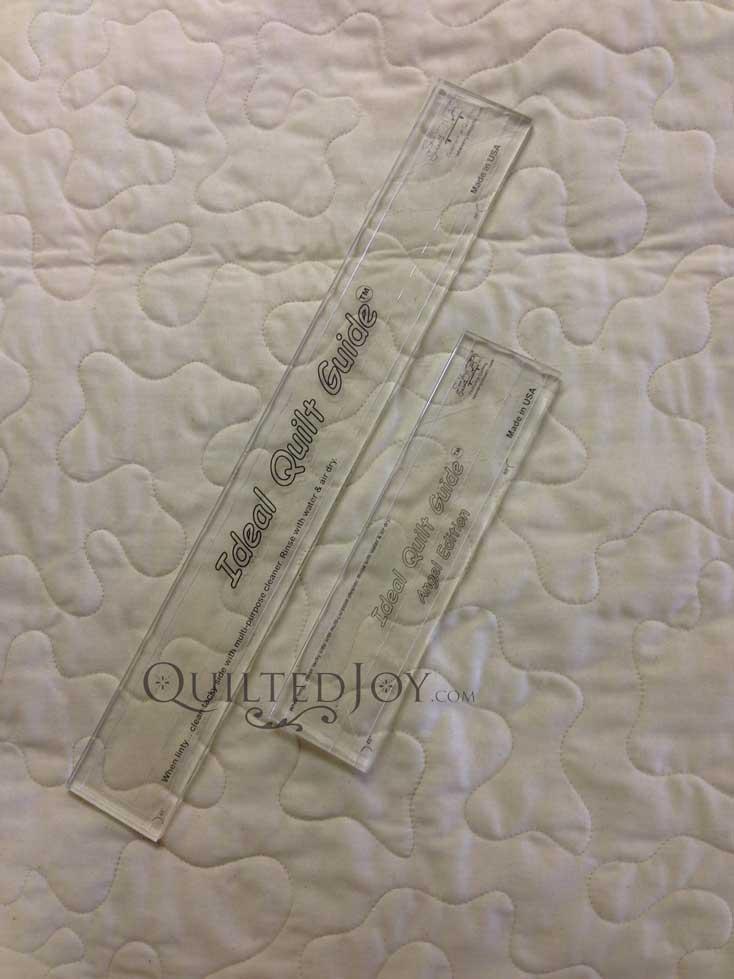 Quilt Guide Ruler Set