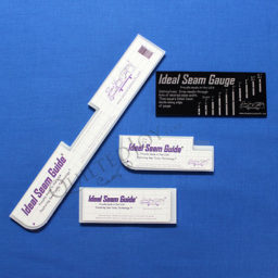 Ideal Seam Guide and Seam Gauge Combo for perfect seams every time!