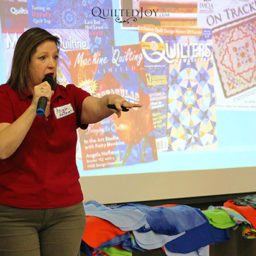 Longarm Quilting Classes and Workshops