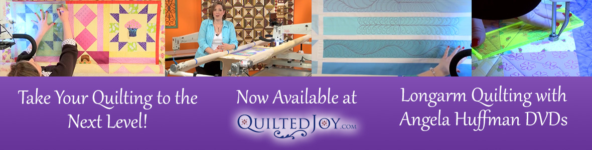 Longarm Quilting DVDs