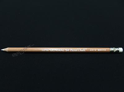 General's Pastel Chalk Pencil White