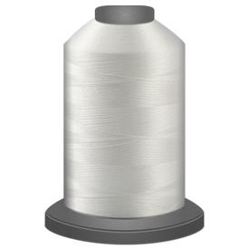 White Glide Thread 10000 5000m cone