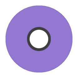 Magna-Glide M Bobbin - Lilac