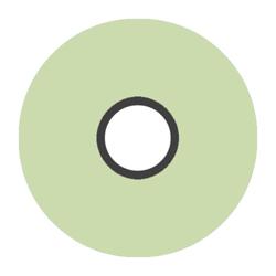 Magna-Glide M Bobbin - Celery