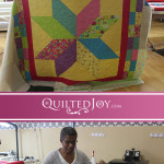 Another Busy Day at Quilted Joy! - QuiltedJoy.com