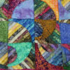 How would you quilt these circles? Join the Ohio Valley Longarm Guild for their November 2015 program on quilting circles - QuiltedJoy.com