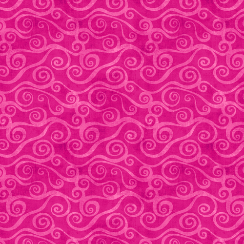 This tonal cotton print fabric is perfect for quilting, apparel, and home decor accents. This pink fabric would be at home on the back of a teen quilt. Available at QuiltedJoy.com