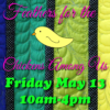 Feathers for the Chickens Among Us - Learn to quilt over 20 EASY longarm friendly feathers in this class taught by Angela Huffman