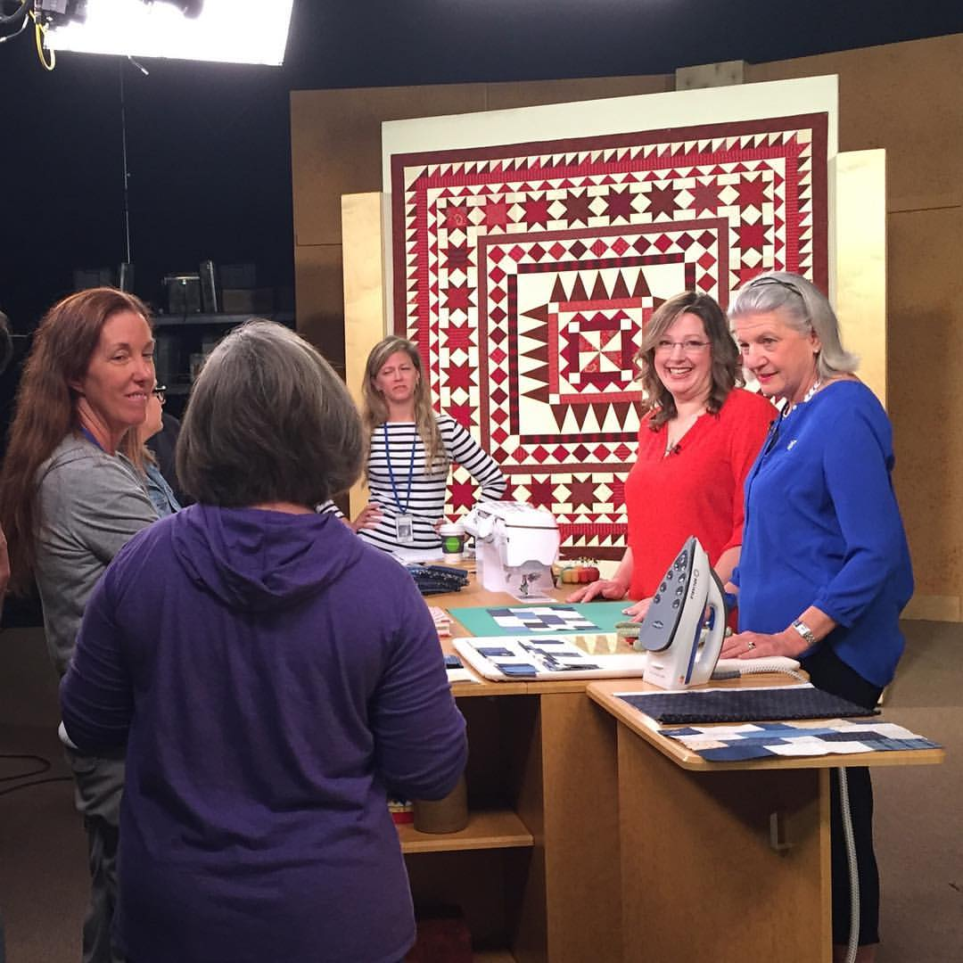 Quilting With Marianne Fons