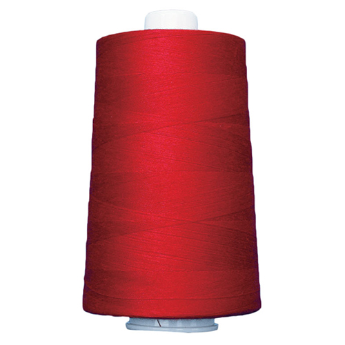 Omni 3158 Neon Red 6,000 yard cone
