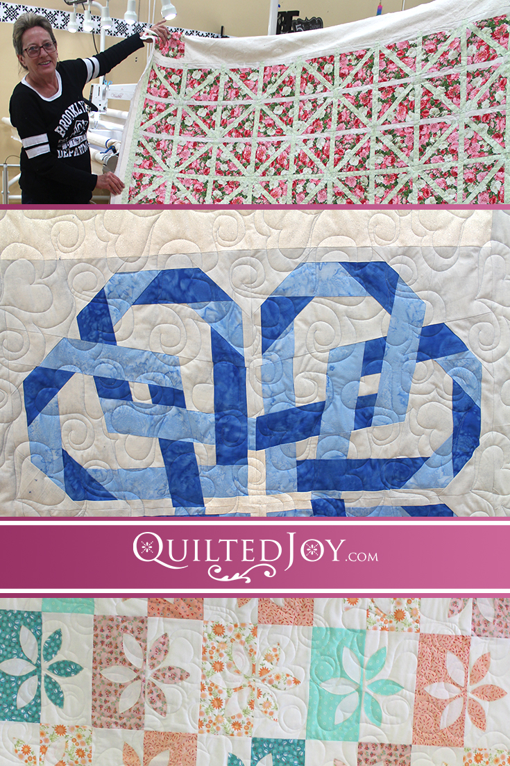 Pantograph Quilting Patterns Interesting Decorating