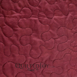 """Kansas Troubles Red fabric 108"""" wide back quilt backing"""