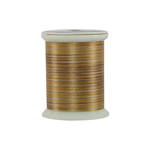 Fantastico Variegated Quilting Thread #5001 Pancake