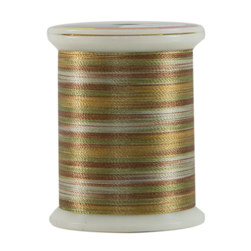 Fantastico Variegated Quilting Thread #5010 Spice Cake