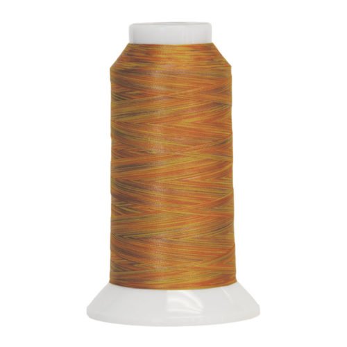 Fantastico Variegated Quilting Thread #5005 October