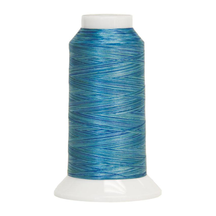 Fantastico Variegated Quilting Thread #5006 Niagara