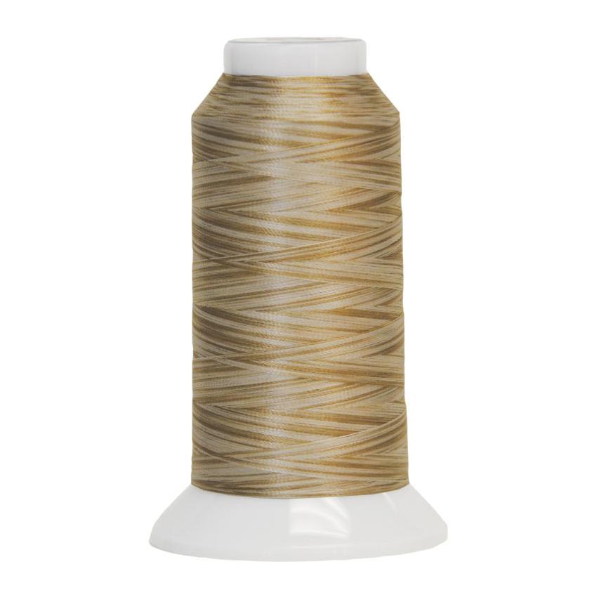 Fantastico Variegated Quilting Thread #5008 Shades of Vanilla