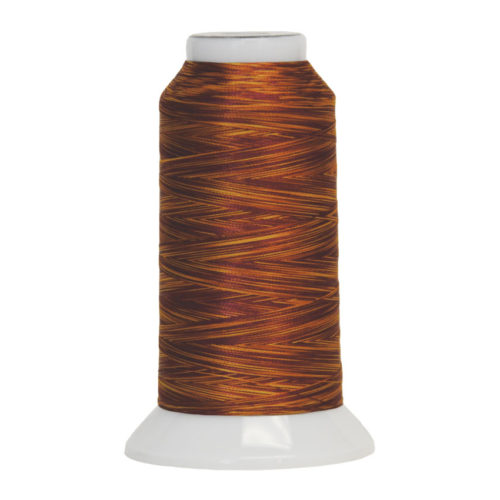 Fantastico Variegated Quilting Thread #5013 Bonfire
