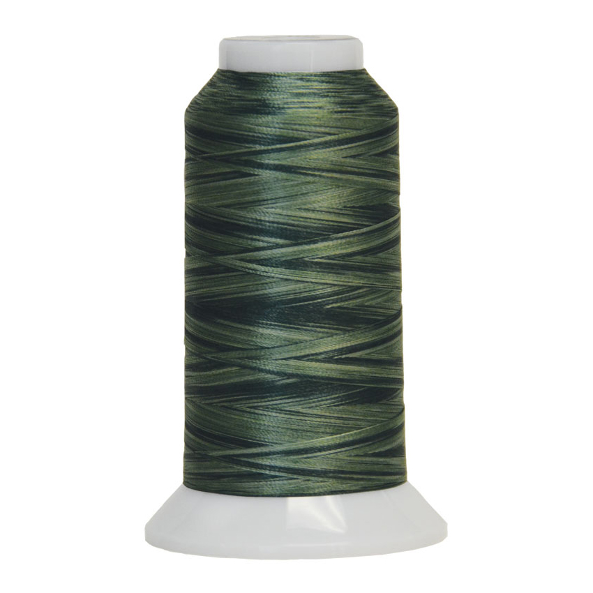 Fantastico Variegated Quilting Thread #5014 Pine Valley