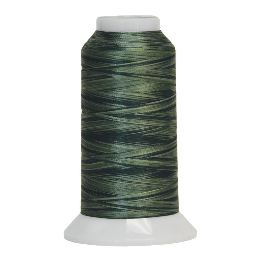 Fantastico Variegated Quilting Thread #5014 Pine Valley