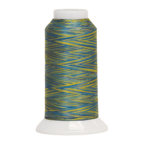 Fantastico Variegated Quilting Thread #5022 Samoa