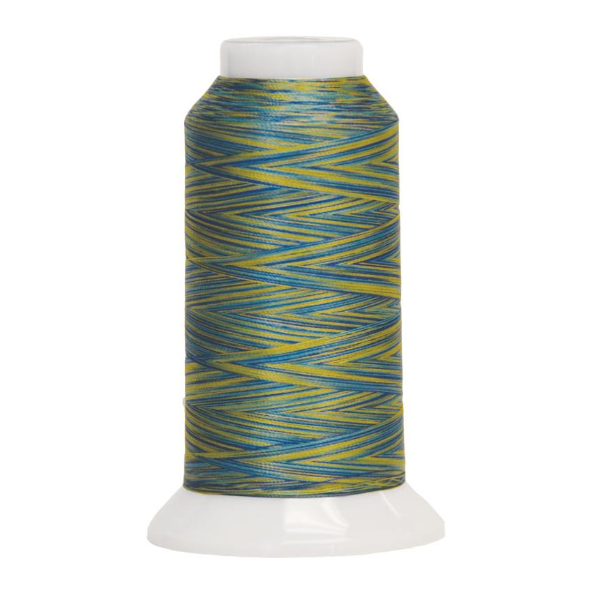 Fantastico Variegated Quilting Thread #5022 Samoa