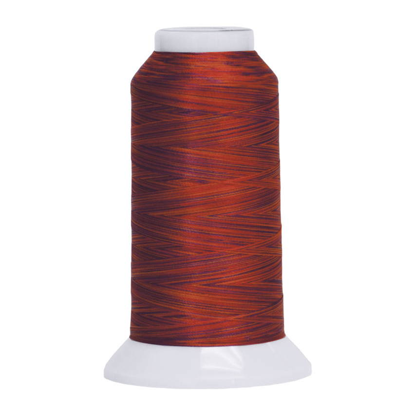 Fantastico Variegated Quilting Thread #5027 Cha Cha