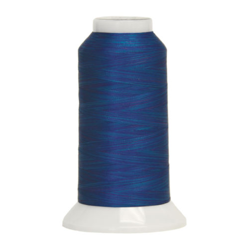 Fantastico Variegated Quilting Thread #5028 Peacock Plume