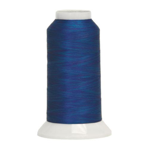 Fantastico Variegated Quilting Thread #5028 Peacock Plume
