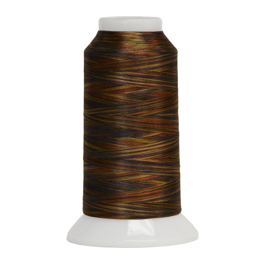 Fantastico Variegated Quilting Thread #5035 Cashmere