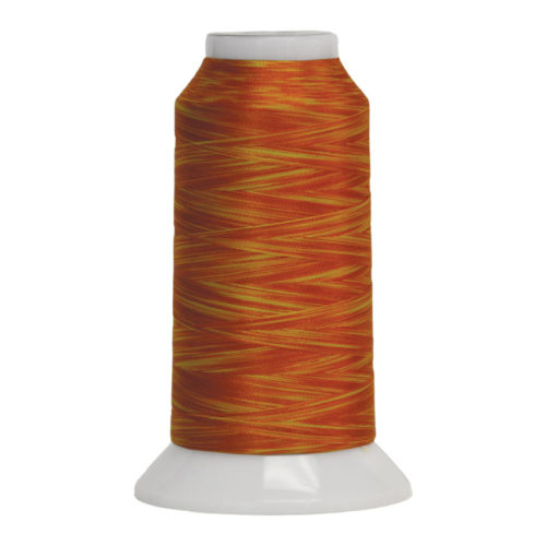 Fantastico Variegated Quilting Thread #5042 Tropical Smoothie
