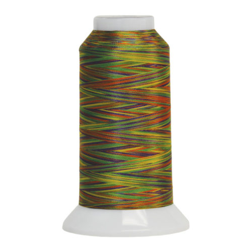 Fantastico Variegated Quilting Thread #5044 Razzamatazz