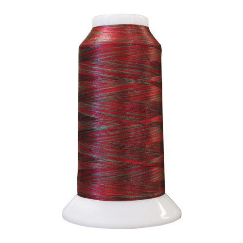 Fantastico Variegated Quilting Thread #5050 Christmas Chance