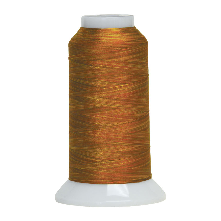 Fantastico Variegated Quilting Thread #5052 Golden Sunflower