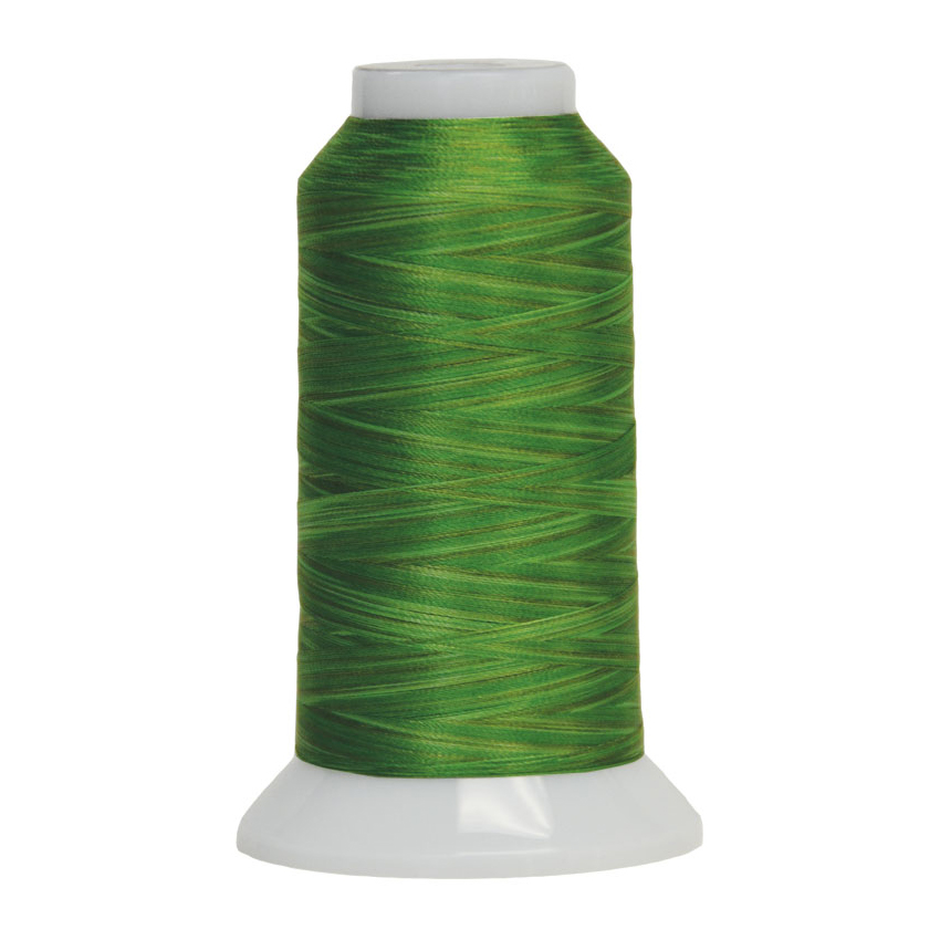 Fantastico Variegated Quilting Thread #5063 Big Willow