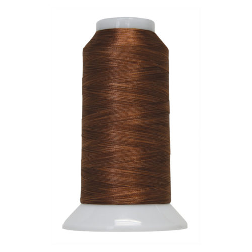 Fantastico Variegated Quilting Thread #5080 California Redwood
