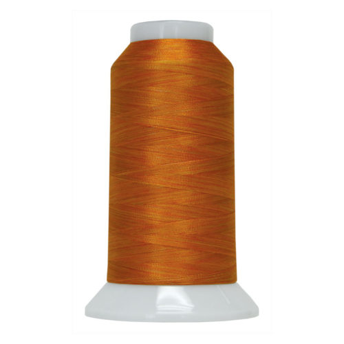 Fantastico Variegated Quilting Thread #5084 Orange You Glad
