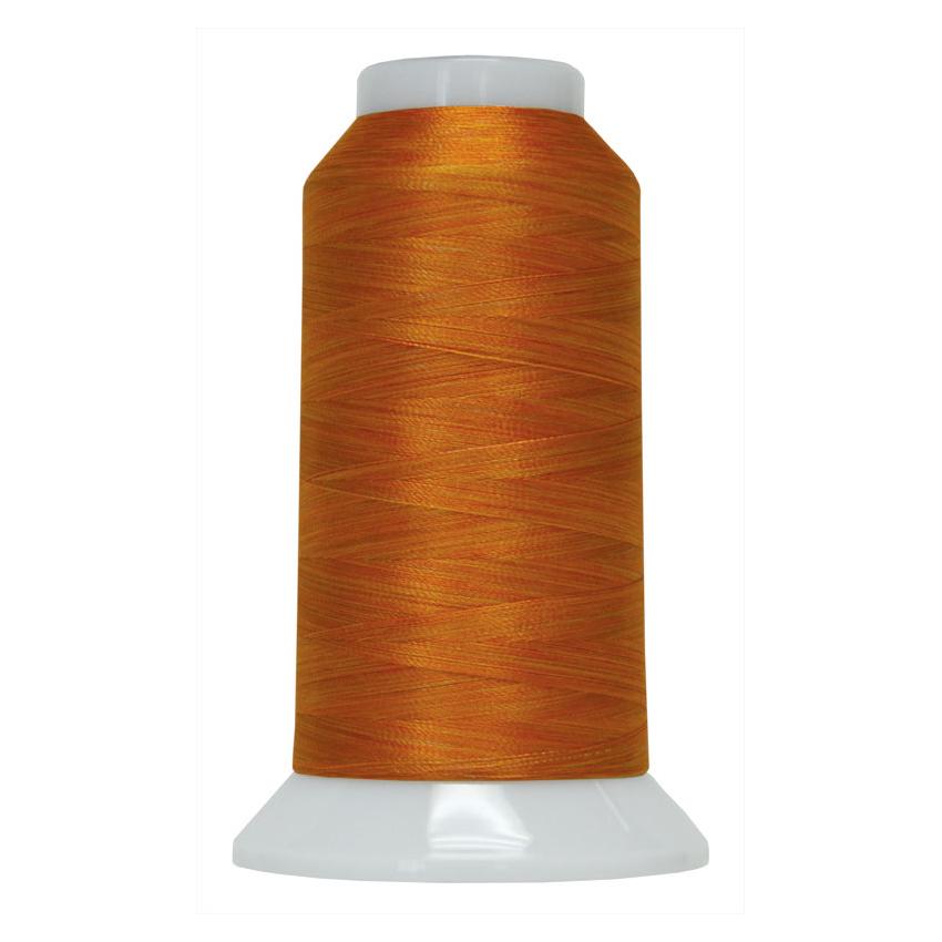 Fantastico Variegated Quilting Thread #5084 Orange You Glad