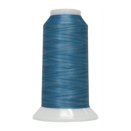 Fantastico Variegated Quilting Thread #5117 High Tide