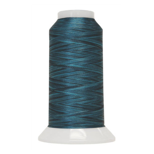 Fantastico Variegated Quilting Thread #5120 Deep Sea Dive