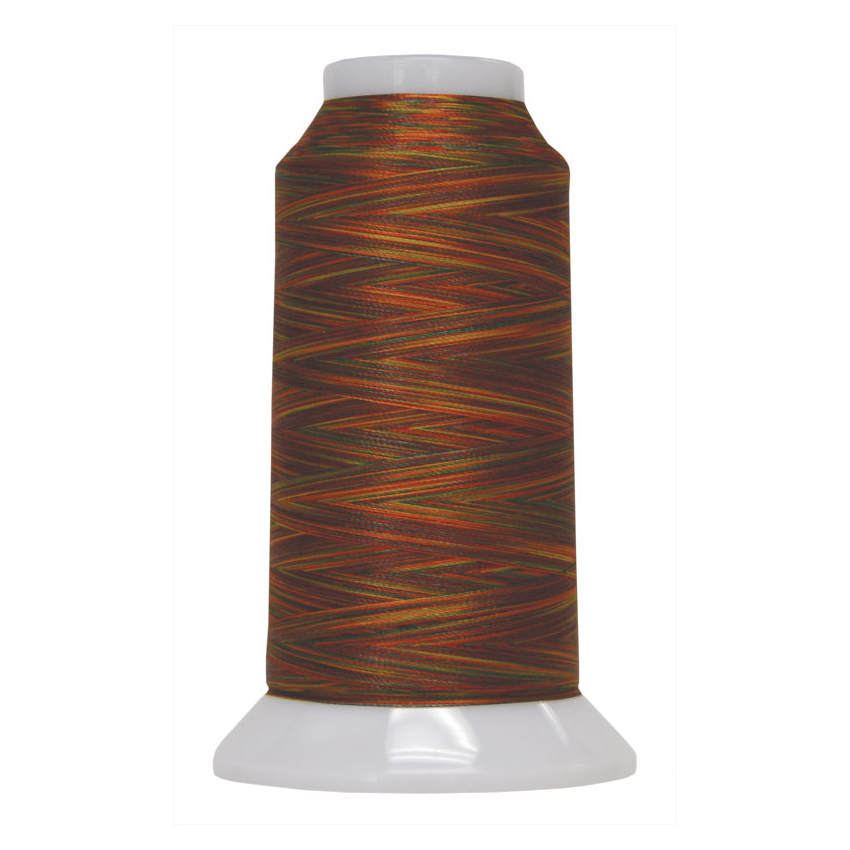 Fantastico Variegated Quilting Thread #5150 Tango