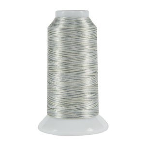 Fantastico Variegated Quilting Thread #5169 Sterling Silver
