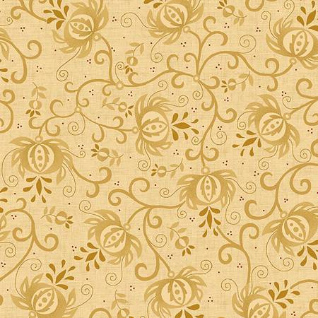 """Spiced Pomegranate 108"""" Wide Back Fabric"""